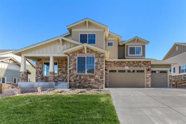 18681 W 87th Avenue, Arvada, CO 80007 (MLS #9079952) :: Bliss Realty Group