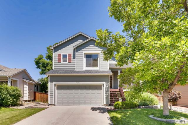 9678 Rockhampton Way, Highlands Ranch, CO 80130 (#9079980) :: The City and Mountains Group