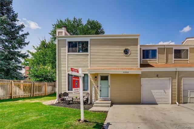 16396 E Rice Place B, Aurora, CO 80015 (MLS #9080236) :: Stephanie Kolesar