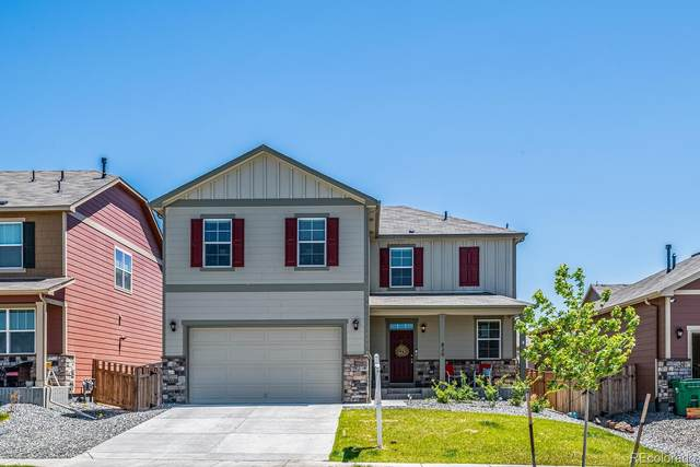 830 Cable Street, Lochbuie, CO 80603 (#9080547) :: James Crocker Team