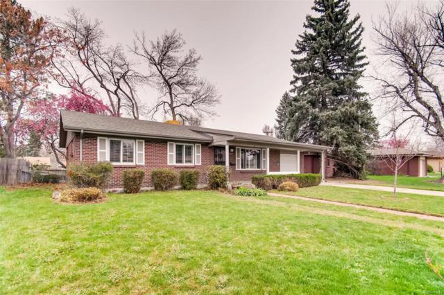 5455 E Kentucky Avenue, Denver, CO 80246 (#9080714) :: The Griffith Home Team