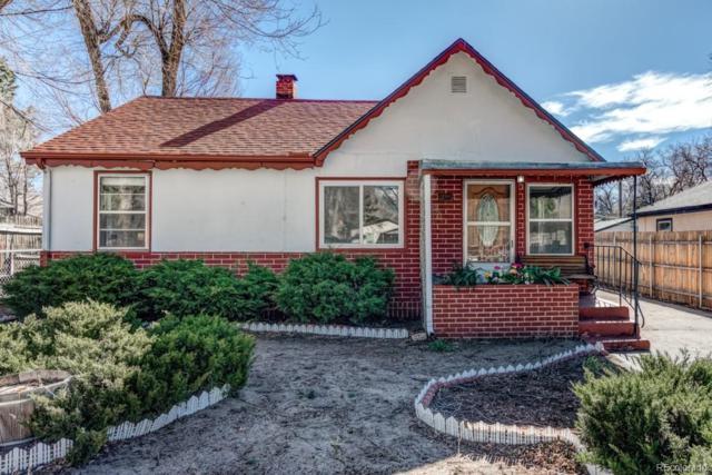 611 Prairie Road, Colorado Springs, CO 80909 (#9080874) :: Compass Colorado Realty
