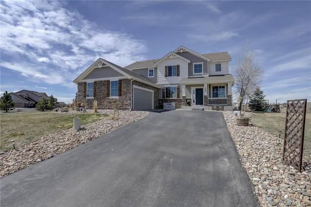 5285 La Quinta Circle, Elizabeth, CO 80107 (MLS #9081845) :: 8z Real Estate