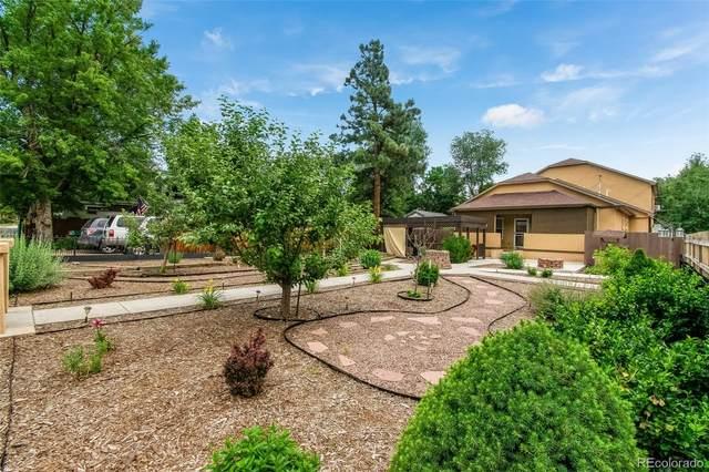823 N Royer Street, Colorado Springs, CO 80903 (#9082436) :: Venterra Real Estate LLC