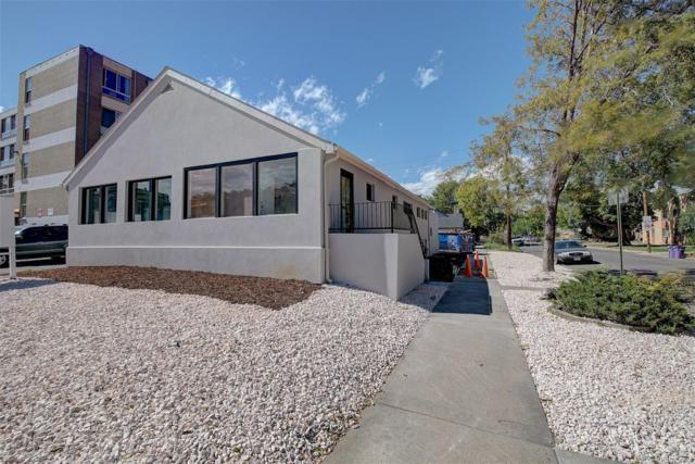 1169 Colorado Boulevard, Denver, CO 80206 (#9082440) :: Wisdom Real Estate