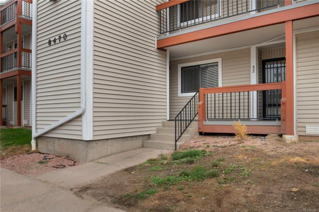 8470 Decatur Street #82, Westminster, CO 80031 (MLS #9082670) :: The Space Agency - Northern Colorado Team
