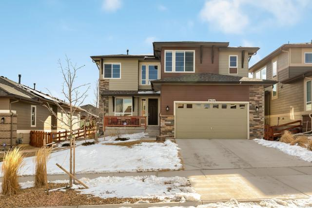 9434 Kilmer Way, Arvada, CO 80007 (#9082887) :: The Dixon Group