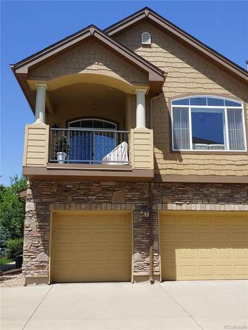 9986 W Jewell Avenue A, Lakewood, CO 80232 (#9082895) :: The DeGrood Team