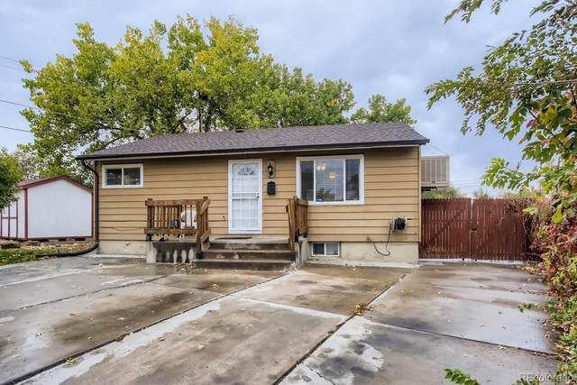 4825 W Custer Place, Denver, CO 80219 (#9082898) :: Sultan Newman Group
