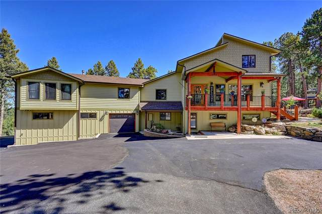 25458 Red Cloud Drive, Conifer, CO 80433 (MLS #9083216) :: Kittle Real Estate