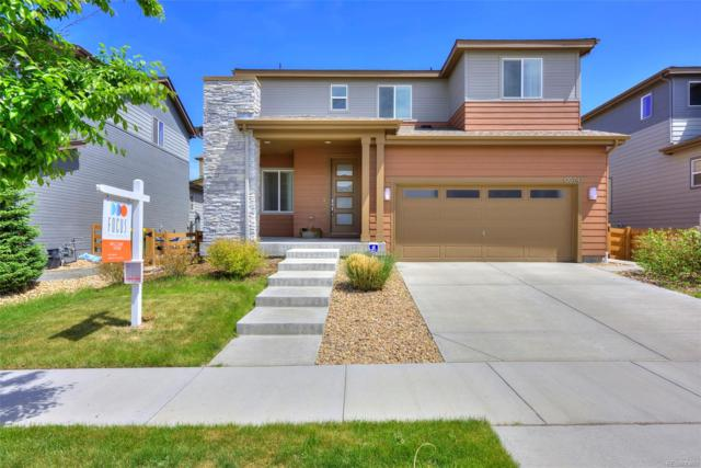 10074 Truckee Street, Commerce City, CO 80022 (#9083406) :: The Peak Properties Group
