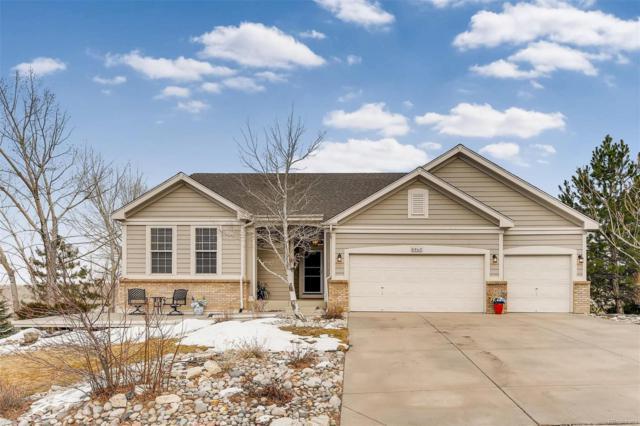 6940 Blue Mesa Lane, Littleton, CO 80125 (#9083560) :: The Peak Properties Group