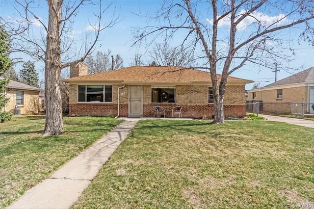 116 Magnolia Street, Denver, CO 80220 (MLS #9083685) :: 8z Real Estate