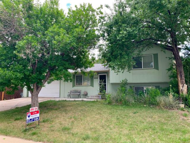 8354 Gaylord Street, Denver, CO 80229 (#9084295) :: 5281 Exclusive Homes Realty