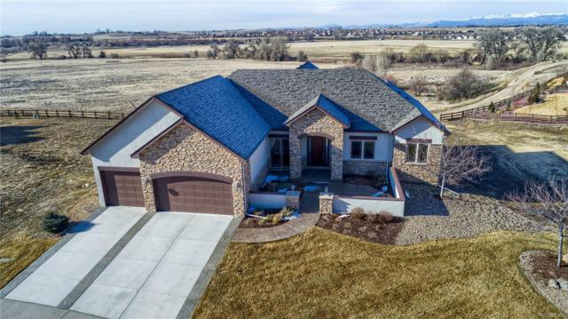 4218 Angelica Place, Johnstown, CO 80534 (#9084720) :: House Hunters Colorado