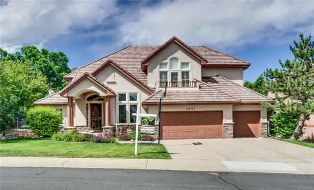 4661 W Geddes Avenue, Littleton, CO 80128 (#9085080) :: The Peak Properties Group