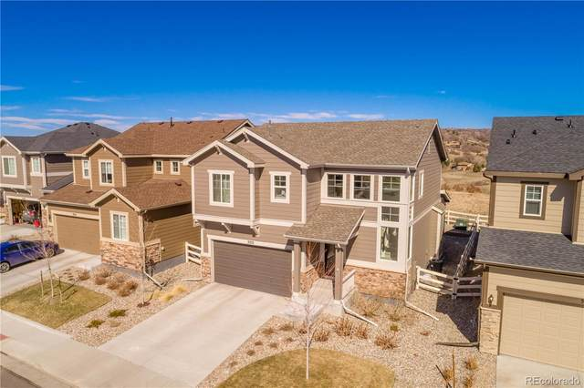 3252 Shoveler Trail, Castle Rock, CO 80104 (#9085217) :: Berkshire Hathaway HomeServices Innovative Real Estate