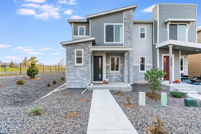 23626 E 5th Place, Aurora, CO 80018 (#9085738) :: The Gilbert Group