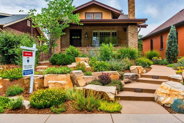 808 S Grant Street, Denver, CO 80209 (#9086090) :: My Home Team