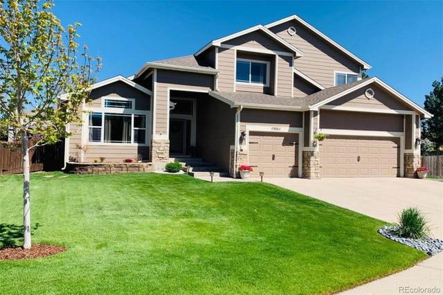 10884 Willow Reed Circle E, Parker, CO 80134 (#9086153) :: The Colorado Foothills Team | Berkshire Hathaway Elevated Living Real Estate