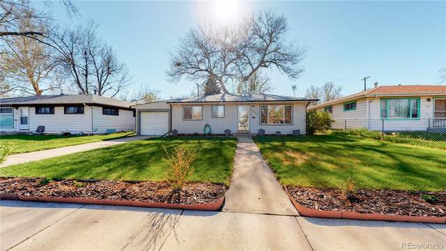 2527 15th Avenue, Greeley, CO 80631 (MLS #9086331) :: Keller Williams Realty