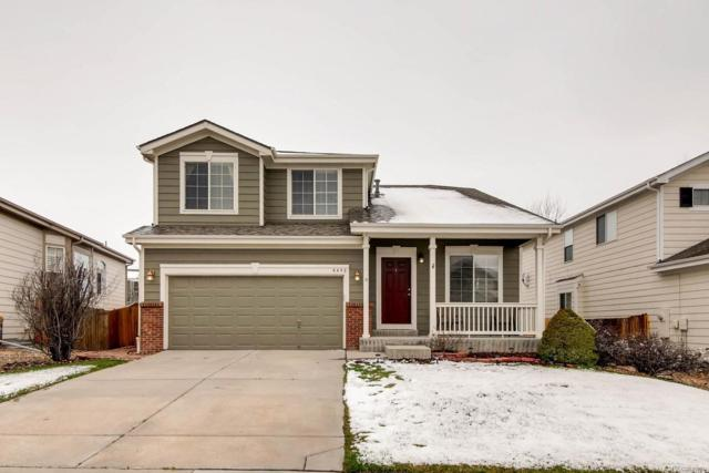6453 Trapper Court, Parker, CO 80134 (#9086456) :: Wisdom Real Estate