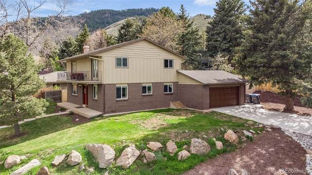 1834 Smith Road, Golden, CO 80401 (#9086569) :: The DeGrood Team