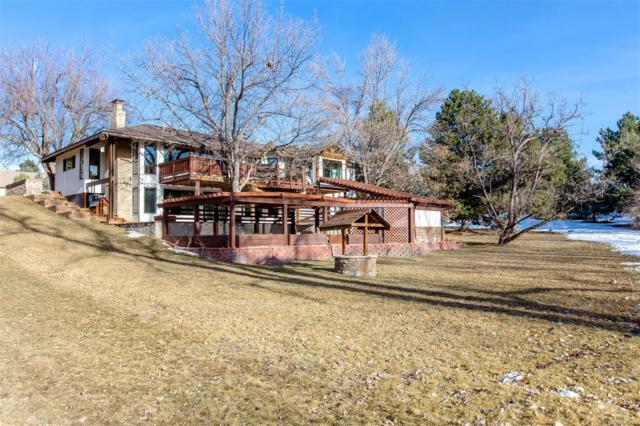 9622 E Orchard Drive, Greenwood Village, CO 80111 (#9087058) :: The HomeSmiths Team - Keller Williams