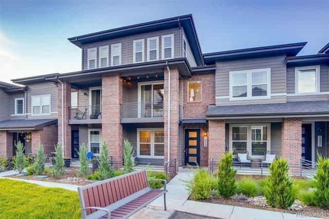 14984 E Belleview Avenue, Aurora, CO 80015 (#9087148) :: Venterra Real Estate LLC
