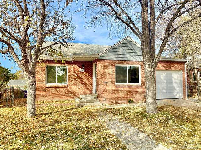 939 Glencoe Street, Denver, CO 80220 (MLS #9087282) :: 8z Real Estate