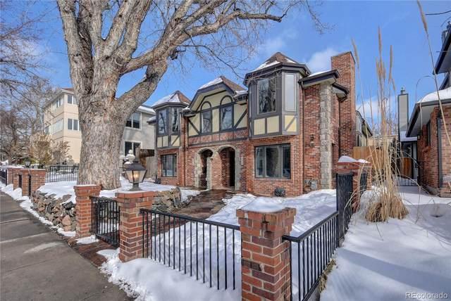356 Steele Street, Denver, CO 80206 (#9087393) :: Berkshire Hathaway Elevated Living Real Estate