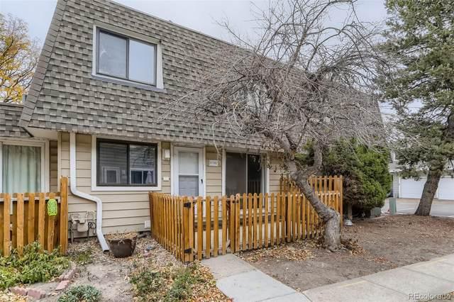 6735 E Arizona Avenue D, Denver, CO 80224 (#9087456) :: The Gilbert Group
