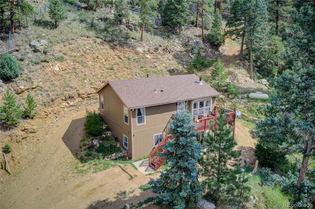 13560 S Foxton Road, Conifer, CO 80433 (#9087843) :: Own-Sweethome Team