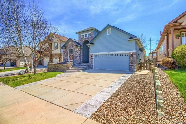 11369 S Lost Creek Circle, Parker, CO 80138 (#9087885) :: Wisdom Real Estate