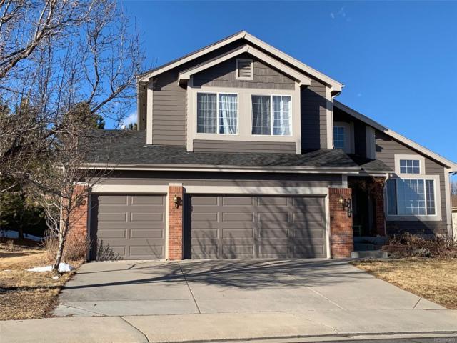 1137 Bulrush Drive, Castle Rock, CO 80109 (MLS #9088596) :: 8z Real Estate