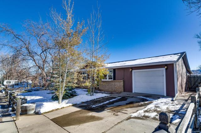 18916 W 62nd Avenue, Golden, CO 80403 (#9089519) :: The Galo Garrido Group