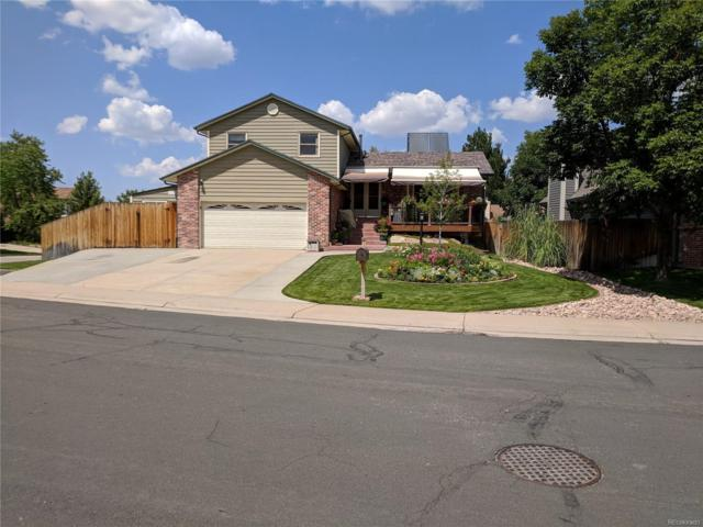 18405 E Progress Avenue, Centennial, CO 80015 (#9089775) :: Keller Williams Action Realty LLC