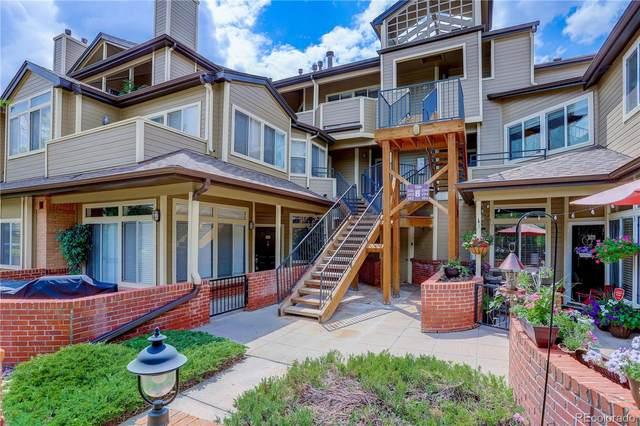 6001 S Yosemite Street B302, Greenwood Village, CO 80111 (#9090568) :: Finch & Gable Real Estate Co.