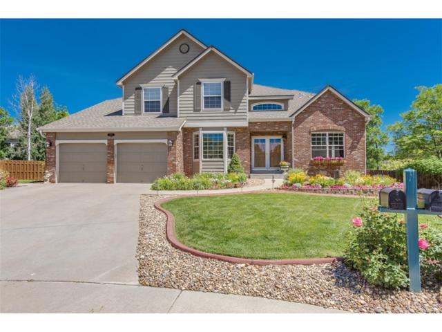 6711 Secrest Circle, Arvada, CO 80007 (#9090730) :: Ford and Associates
