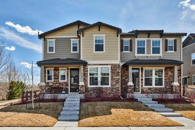 10206 Tall Oaks Circle, Parker, CO 80134 (#9090885) :: The DeGrood Team