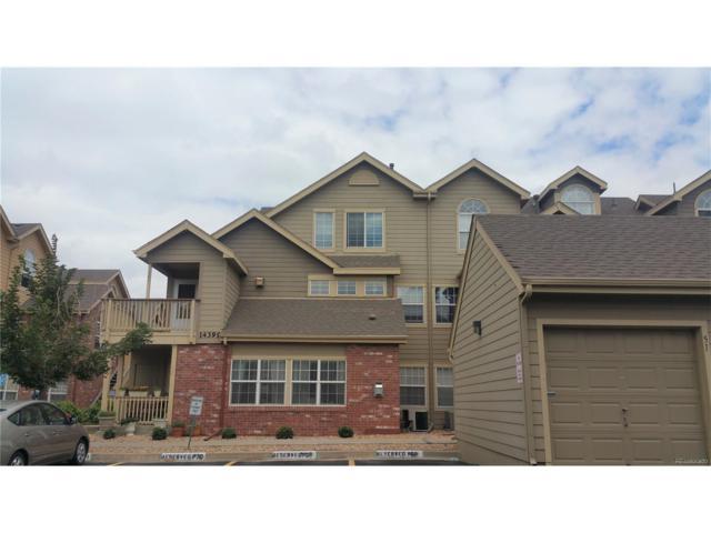 14399 E Grand Drive #147, Aurora, CO 80015 (MLS #9091253) :: 8z Real Estate