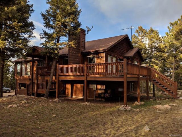 13242 Riley Peak Road, Conifer, CO 80433 (MLS #9091283) :: 8z Real Estate