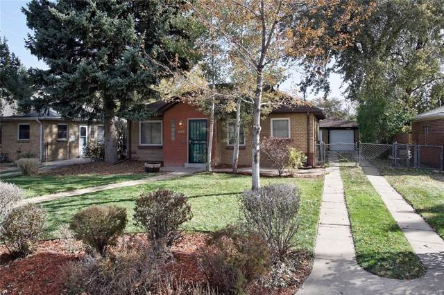 1680 Rosemary Street, Denver, CO 80220 (#9091593) :: Wisdom Real Estate