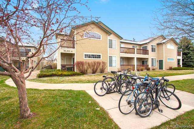 3002 W Elizabeth Street 4D, Fort Collins, CO 80521 (#9091825) :: Finch & Gable Real Estate Co.