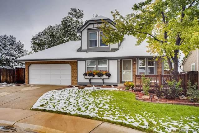 7927 S Holland Way, Littleton, CO 80128 (MLS #9092270) :: 8z Real Estate