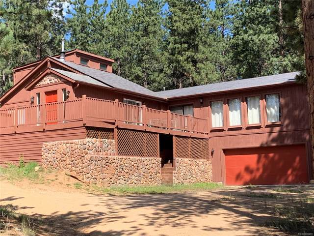299 Vigilante Avenue, Bailey, CO 80421 (MLS #9092445) :: 8z Real Estate