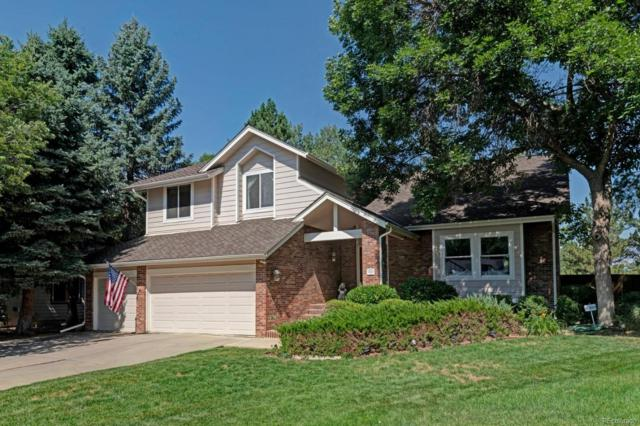 1641 Red Fox Place, Highlands Ranch, CO 80126 (#9092513) :: The Heyl Group at Keller Williams