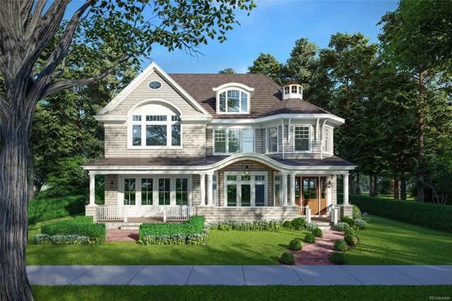 2130 S Milwaukee Street, Denver, CO 80210 (#9092807) :: HomeSmart Realty Group