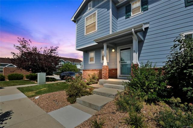 5810 Argonne Street A, Denver, CO 80249 (#9092930) :: Bring Home Denver with Keller Williams Downtown Realty LLC