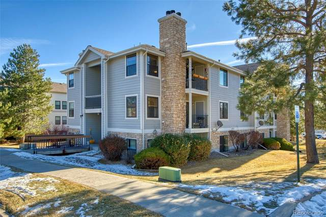 6715 S Field Street 5-514, Littleton, CO 80128 (#9093387) :: The Gilbert Group